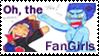 akatsuki Fangirls Stamp by Taosenchi
