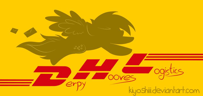 Derpy Hooves Logistics by Kiyoshiii