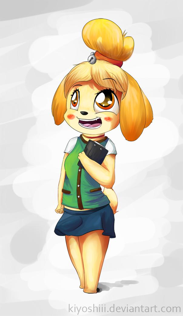 Isabelle by Kiyoshiii