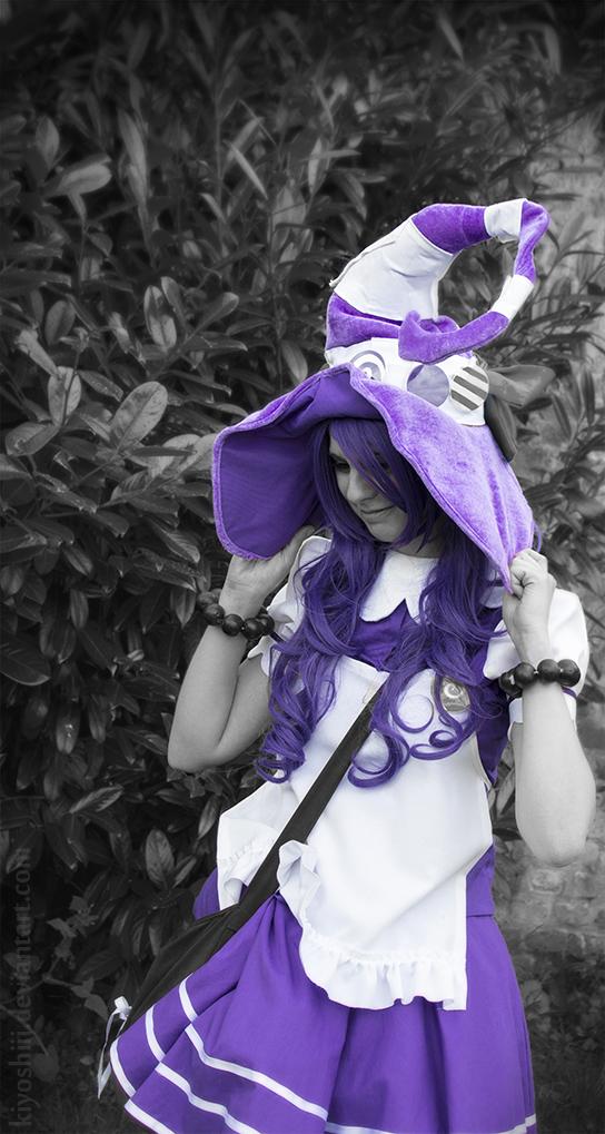Dark Bittersweet Lulu - League of Legends by Kiyoshiii