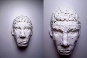 Face Study by WurdBendur
