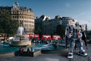 GM Custom in London by WurdBendur