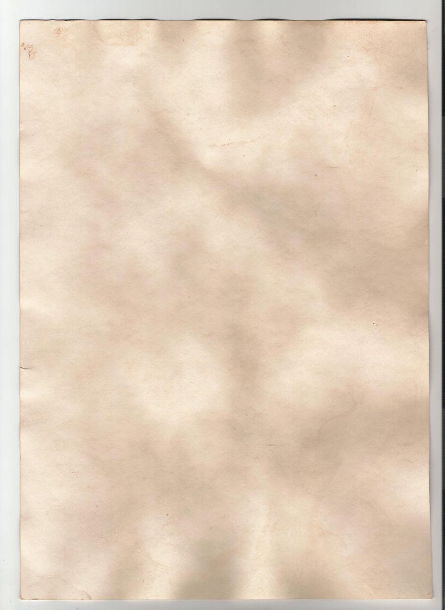 Aged Paper Stock by WurdBendur