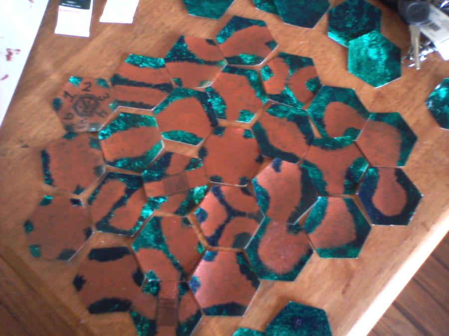 Game Tiles by WurdBendur