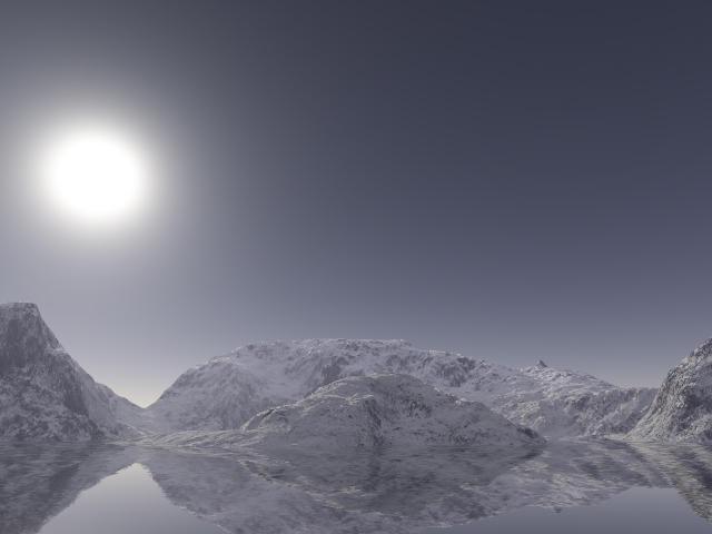 Icy by WurdBendur