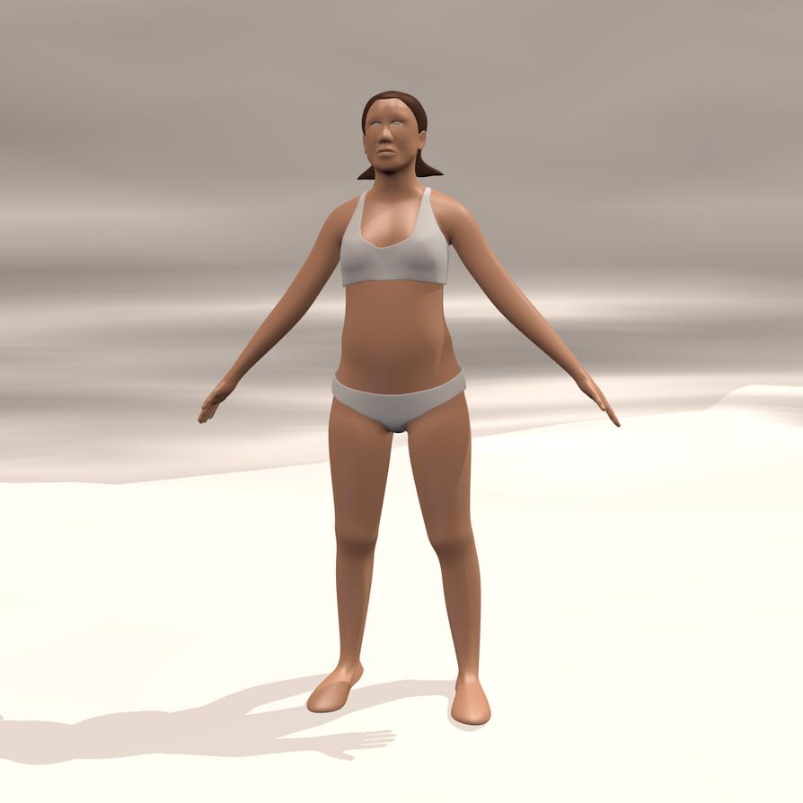 Sakky 3D by WurdBendur