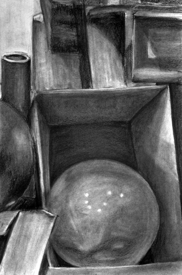 Still Life with Ball by WurdBendur