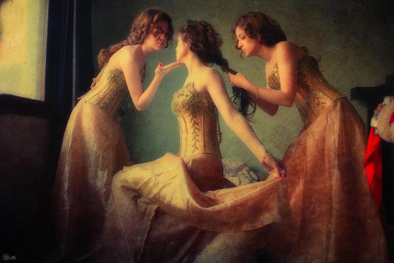 Dream Of A Maid by kemal-kamil-akca