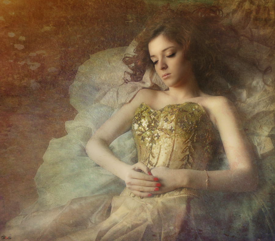 Dream Of A Maid II by kemal-kamil-akca