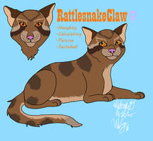 Rattlesnakeclaw