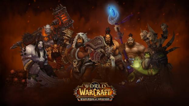 Warlords of Draenor Wallpaper     by Daerone
