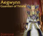 Magna Aegwynn by Daerone