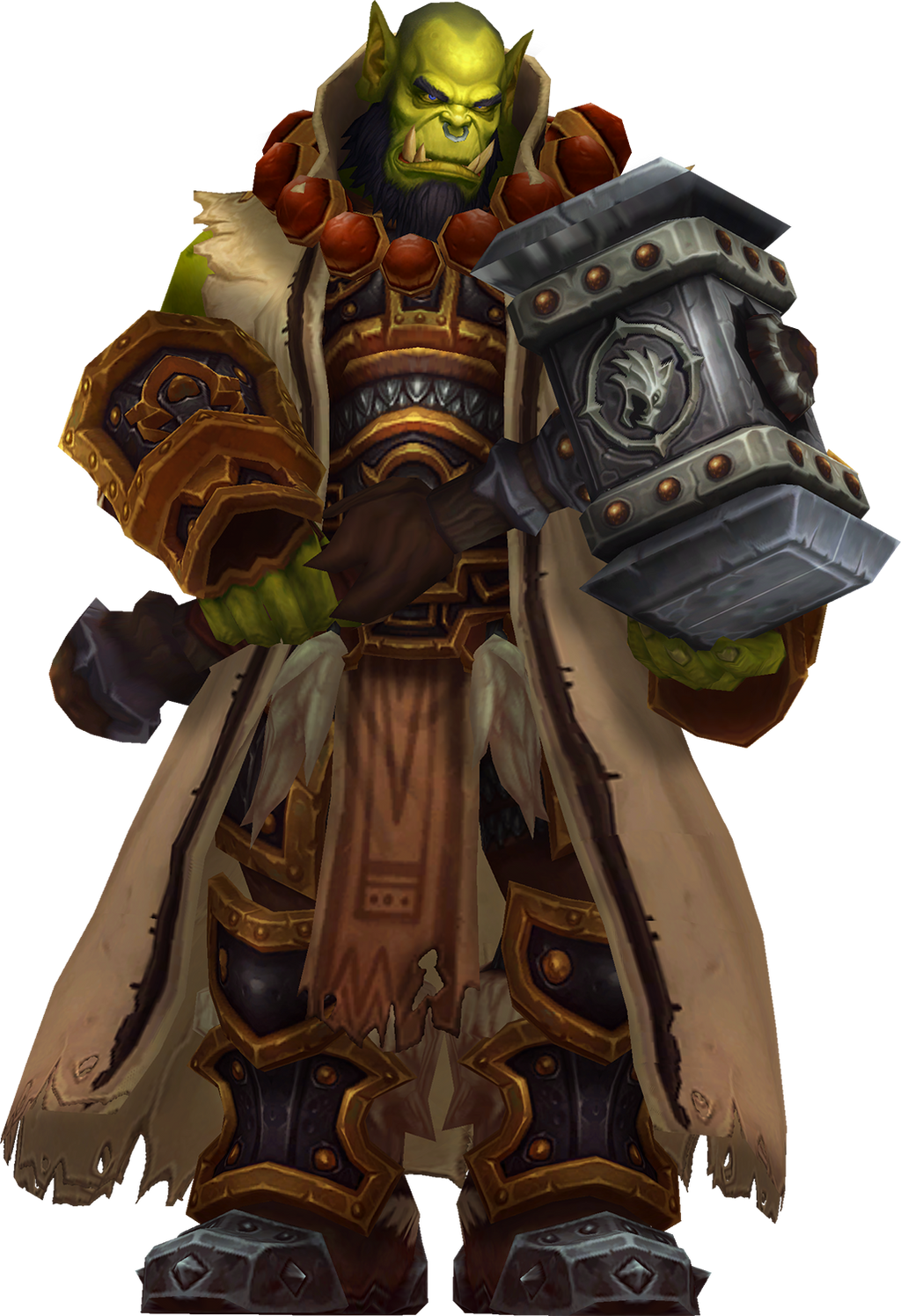 warcraft thrall wow - photo #10