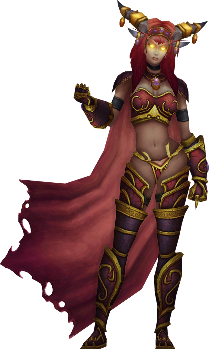 The chronicles of alexstrasza nude streaming