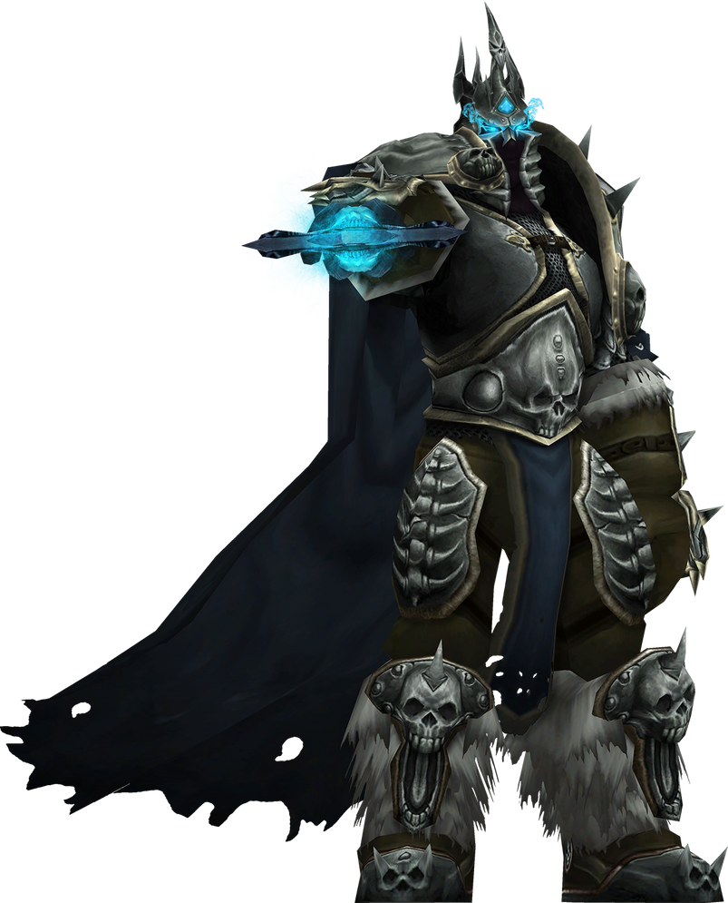 The Lich King by Daerone
