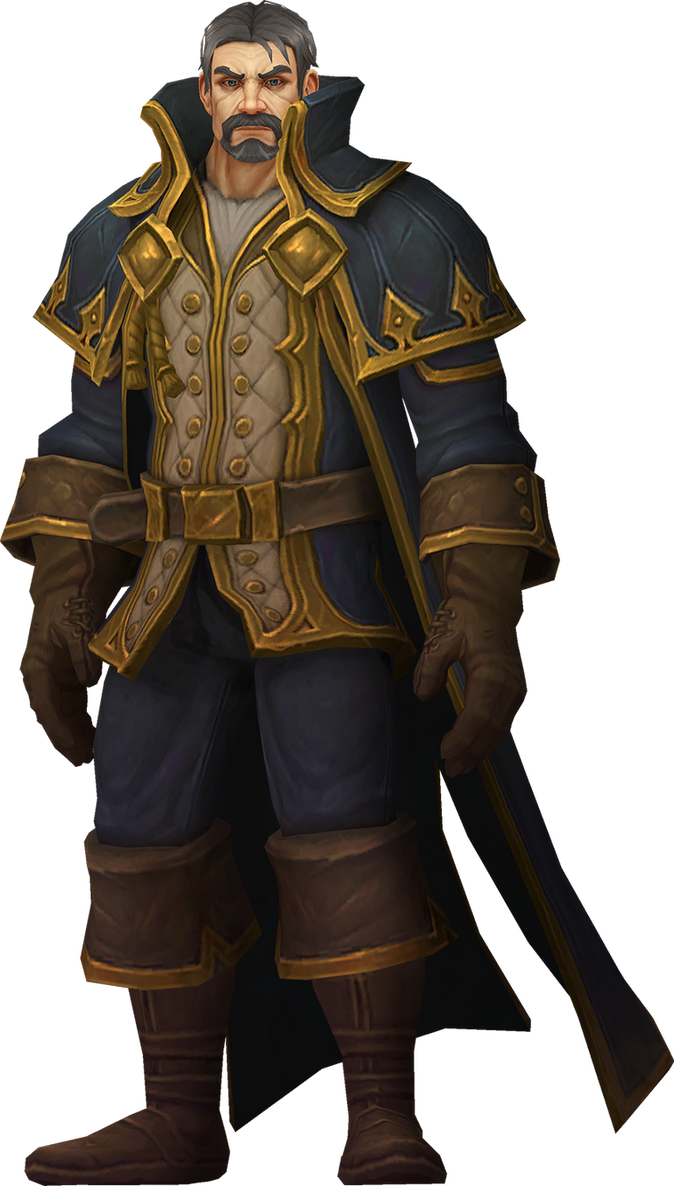 Genn Greymane, King of Gilneas - 643.5KB