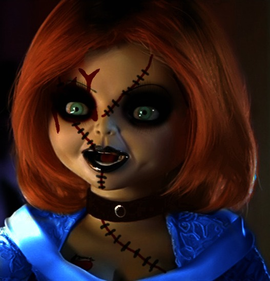 Chucky Wallpapers: TiffanyChucky By StacieNicole14 On DeviantArt