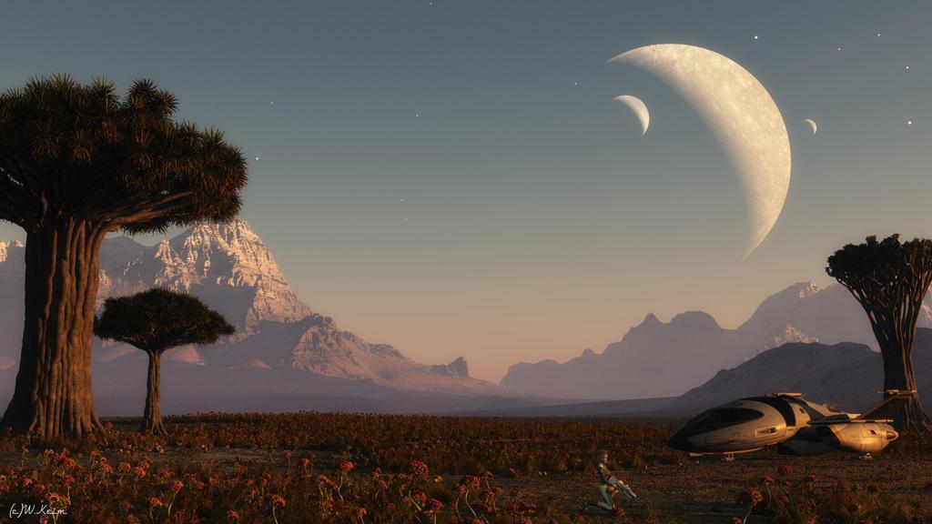 Nueva Tierra by wolfen11