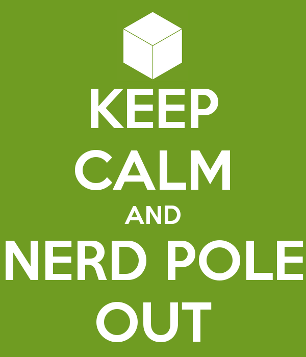 Minecraft - Keep Calm and Nerd Pole Out by ...