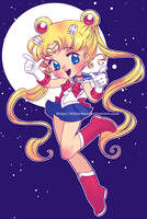 Sailor Moon by zimra-art