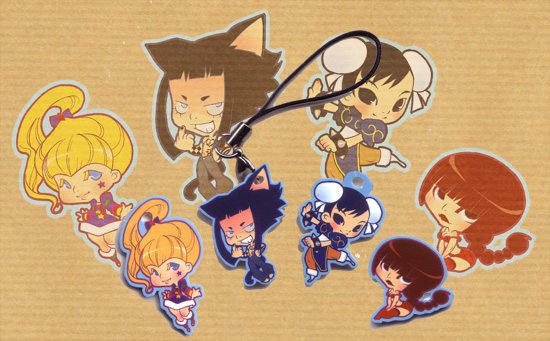 Keychains, what else ? by zimra-art