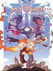 MYTHO vol. 1 cover