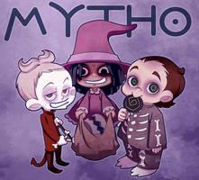 Happy Mytholloween !