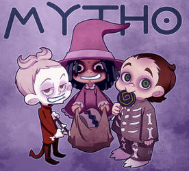 Happy Mytholloween !
