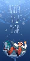 Bubbly New Year !