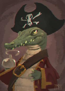 Captain Jack Croco