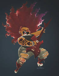 Heavy Metal by zimra-art