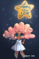 Happy New Year ! by zimra-art