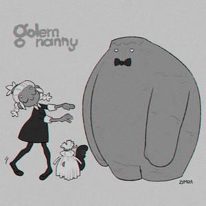 The Golem's family