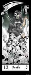Poisoned deck 13-Death by zimra-art
