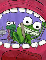 The Dentist by Flyinfrogg