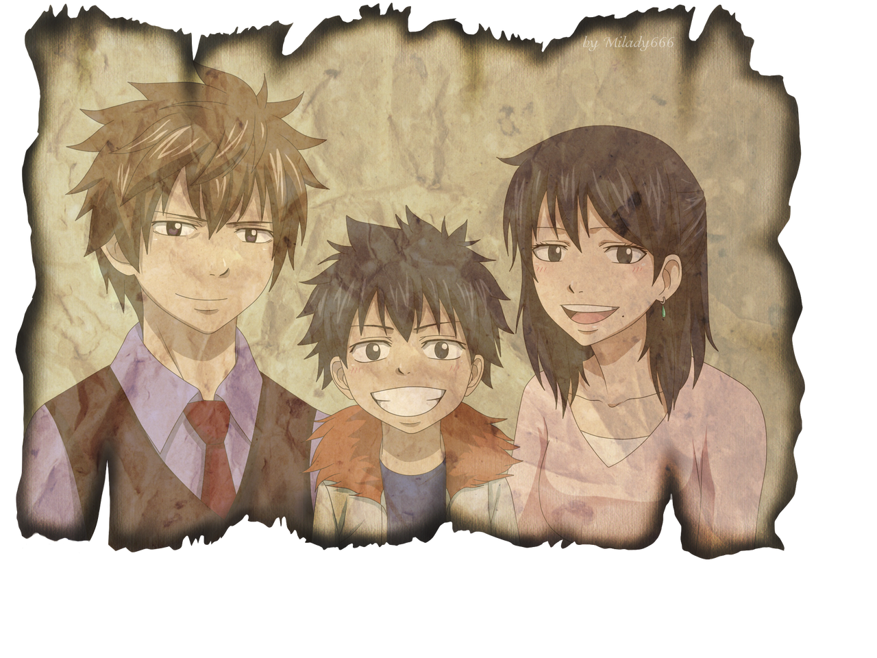 fullbusters family by milady666 on deviantart