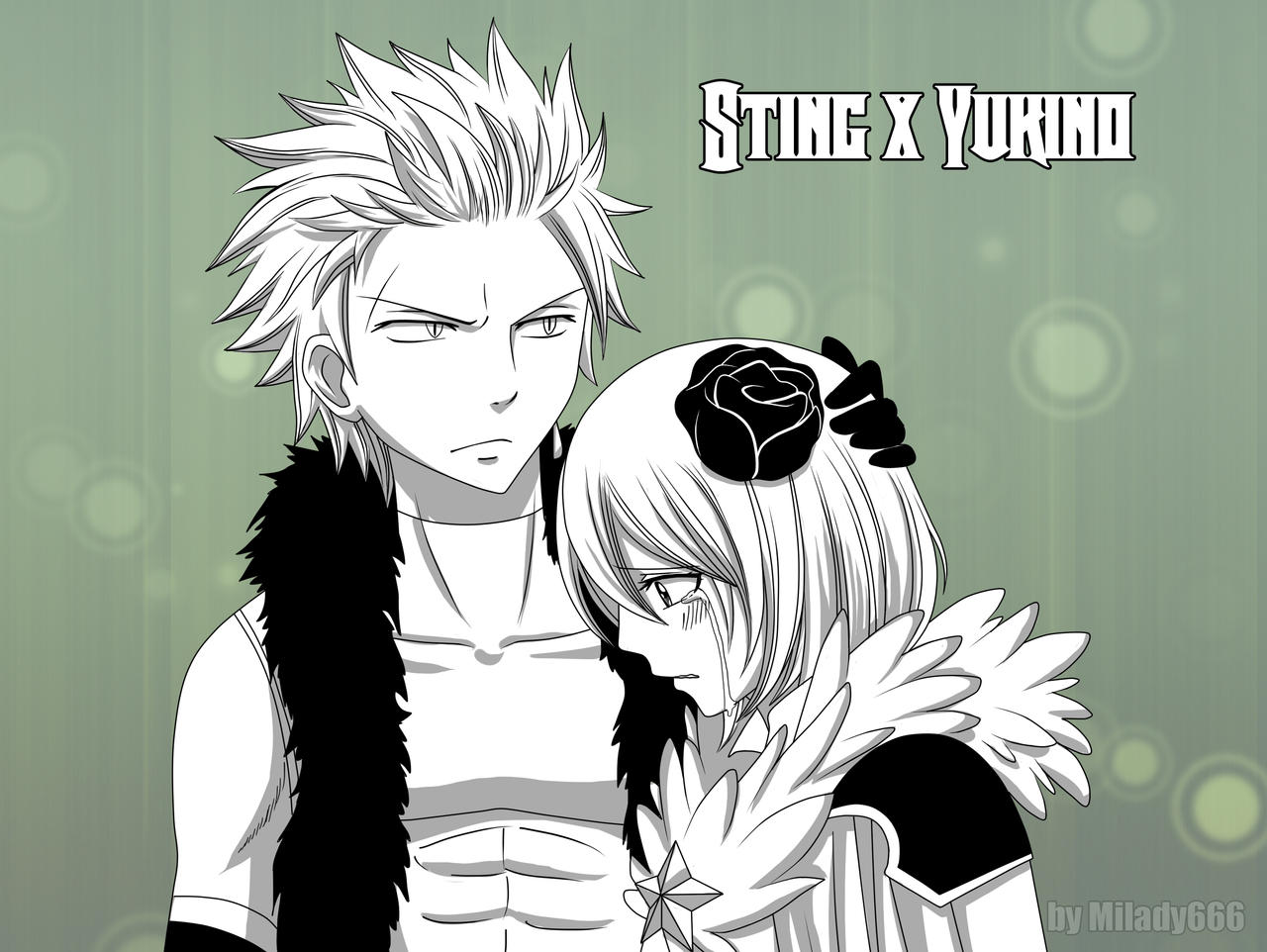the gallery for gt sting x yukino
