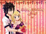 Happy Birthday Lucy