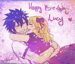 Happy Birthday Lucy 2