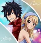bright couple
