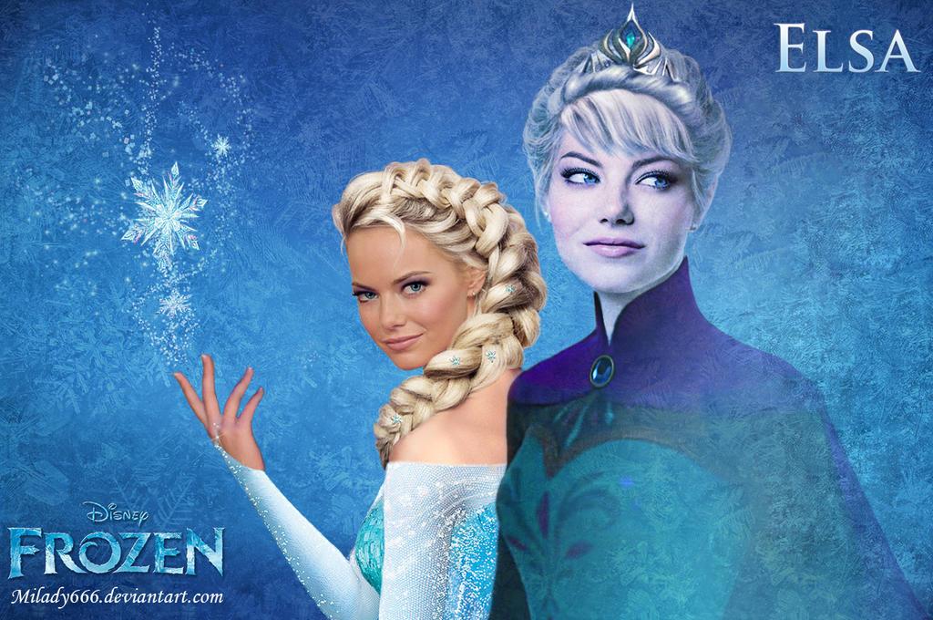 Elsa by Milady666