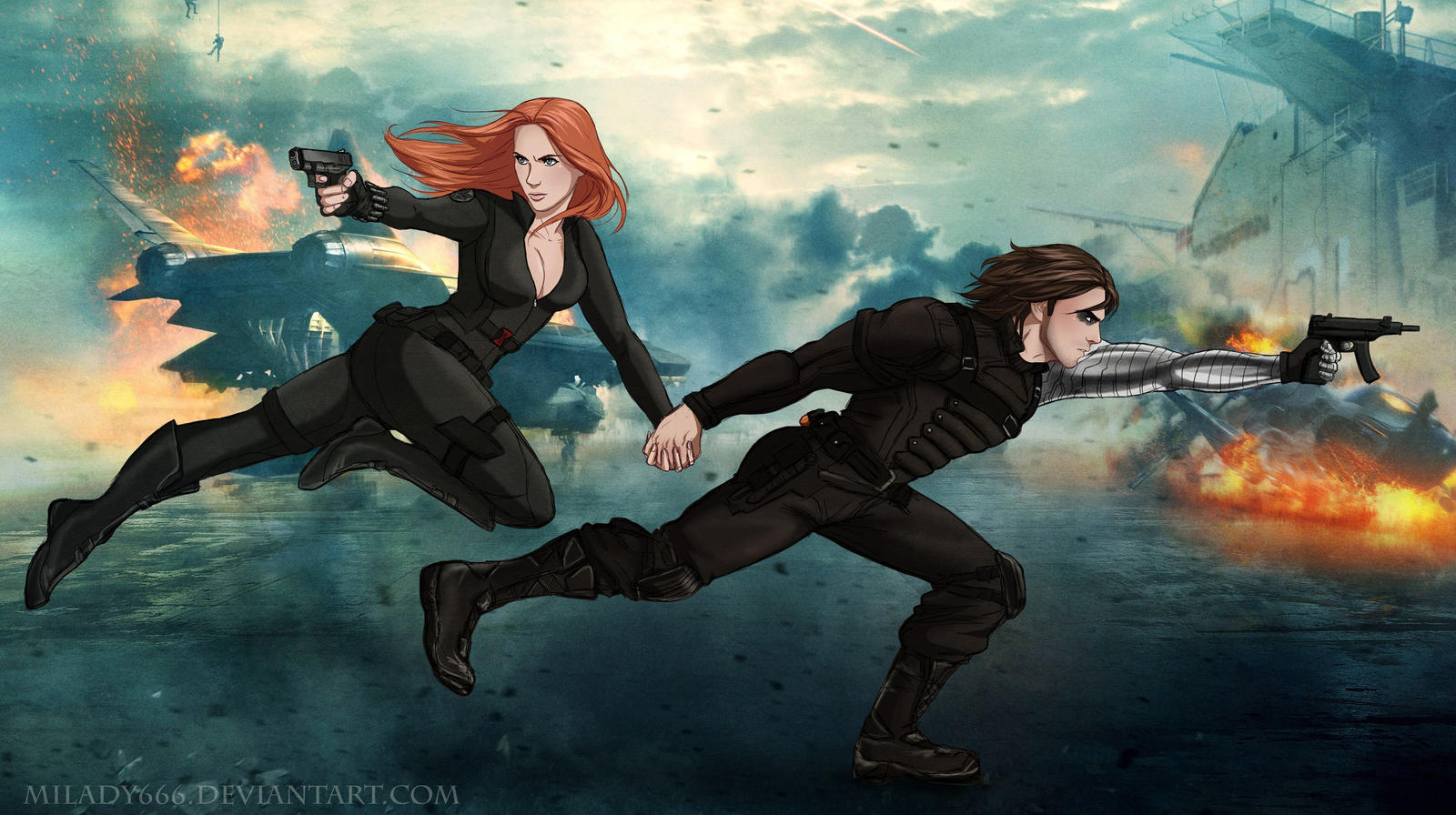 Pubg By Sodano On Deviantart: Fight Together By Milady666 On DeviantArt