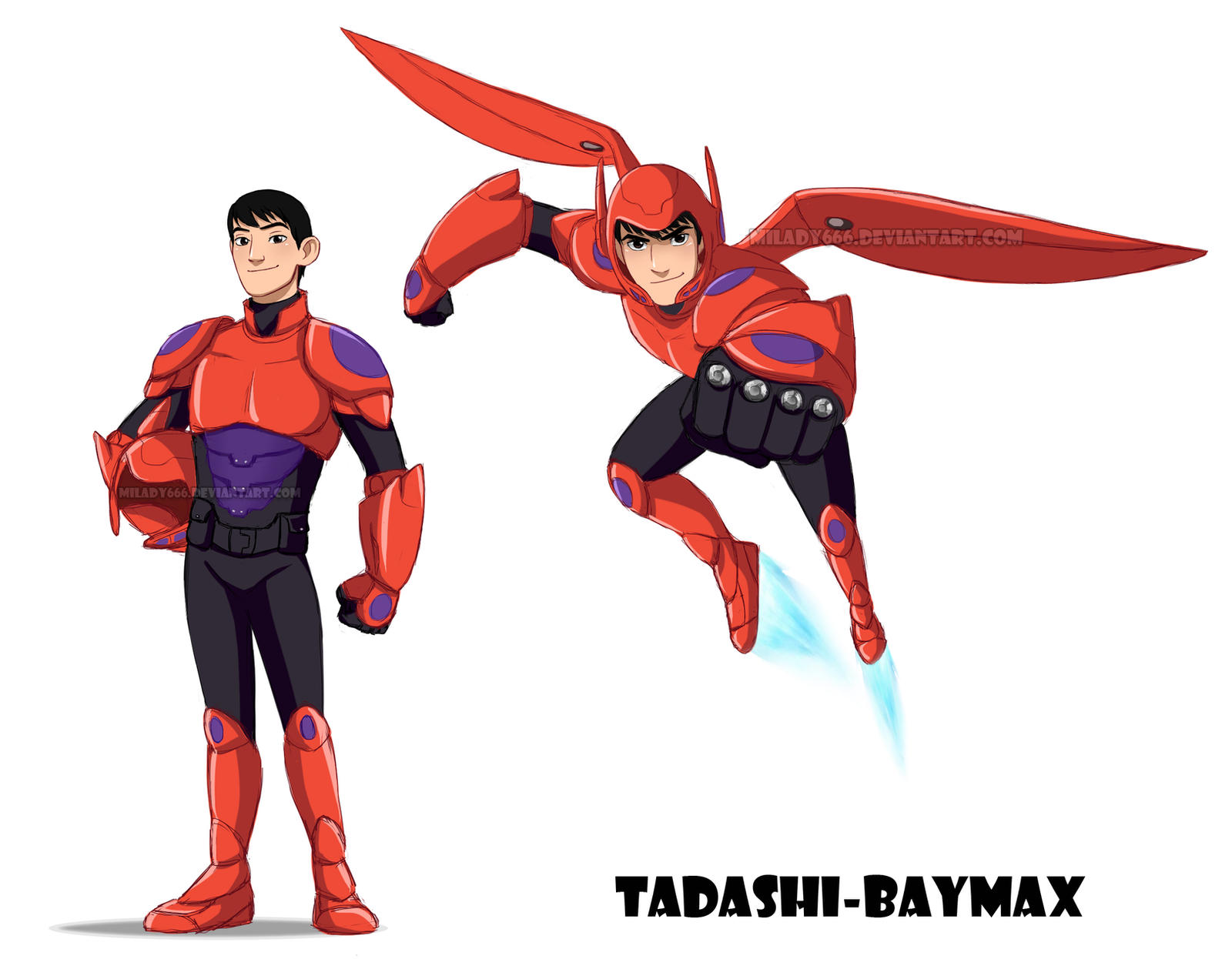 Tadashi s armor by milady666 on deviantart