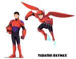 Tadashi's armor