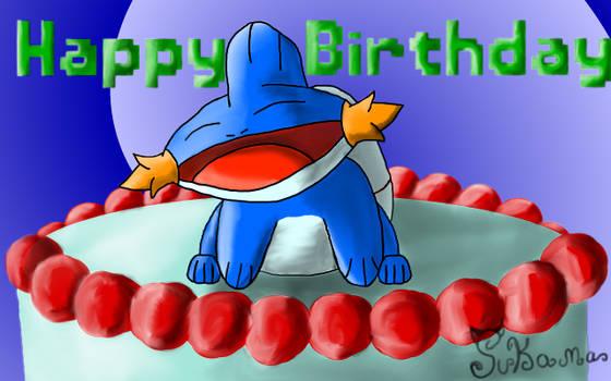 Birthday Kip!