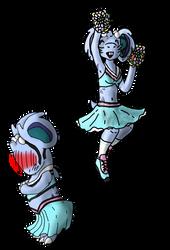 Emma, Tao Highschool Cheer Squad