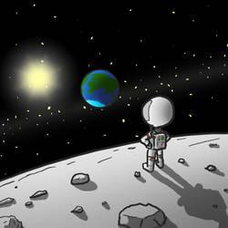 Little-space-man