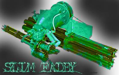 Machine Gun by slimfadey