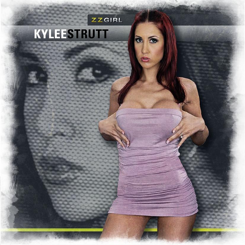 Kylee strutt and man
