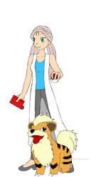 Pokemon Professor Jenta